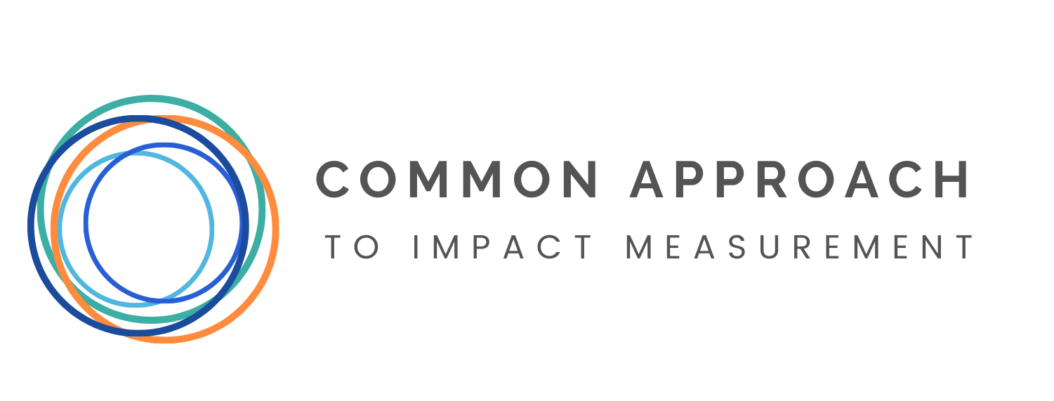 Common Approach to Impact Measurement